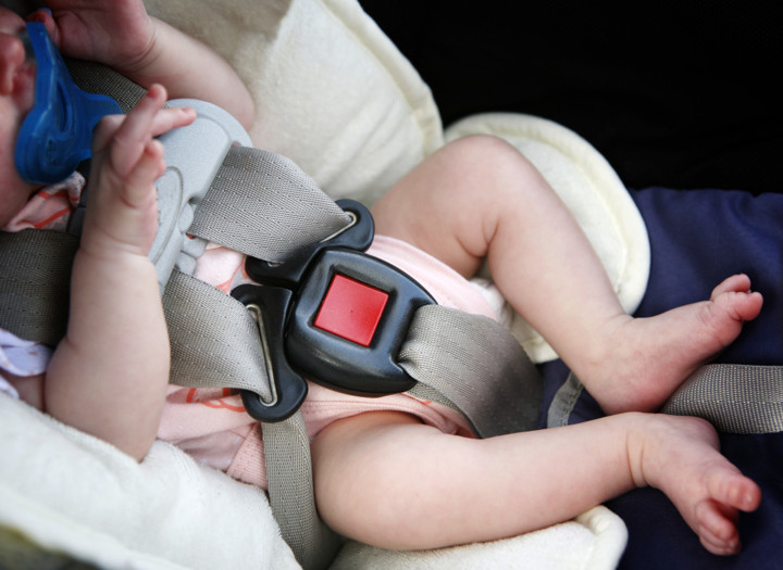 A new study has found that 31 per cent of parents are unaware of the risks of keeping newborns in car seats for extended periods of time