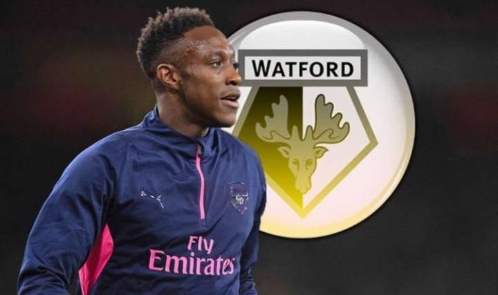 Watford Amankan Jasa Striker Tim nasional Inggris